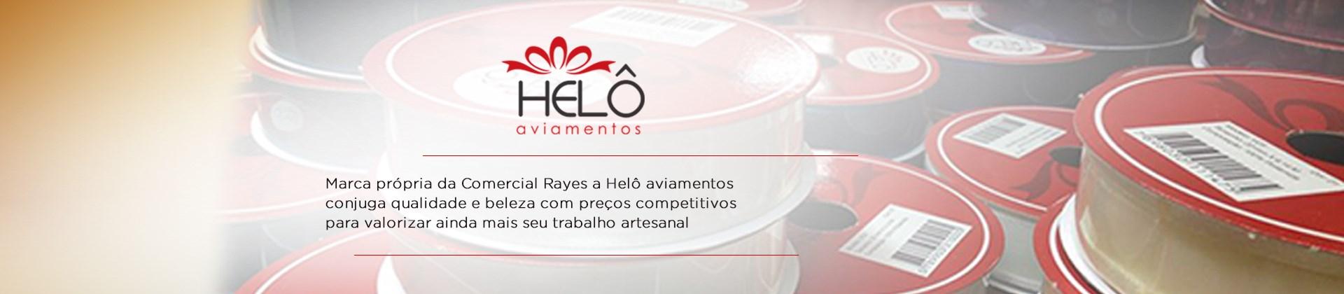 A Helô aviamentos conjuga qualidade e beleza com preços competitivos para valorizar ainda mais seu trabalho artesanal.