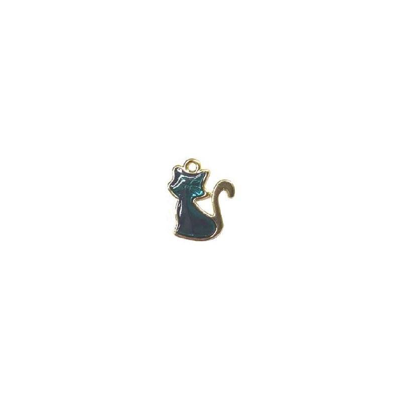 Acessorio ref.6108 - gata - aprox. 2,5 x 1.5 cm c/ 10 unds