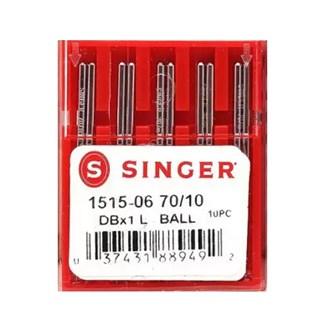 Agulha m/c industrial 15150610 c/ 10 unds