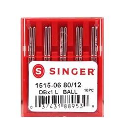 Agulha m/c industrial 15150612 c/ 10 unds