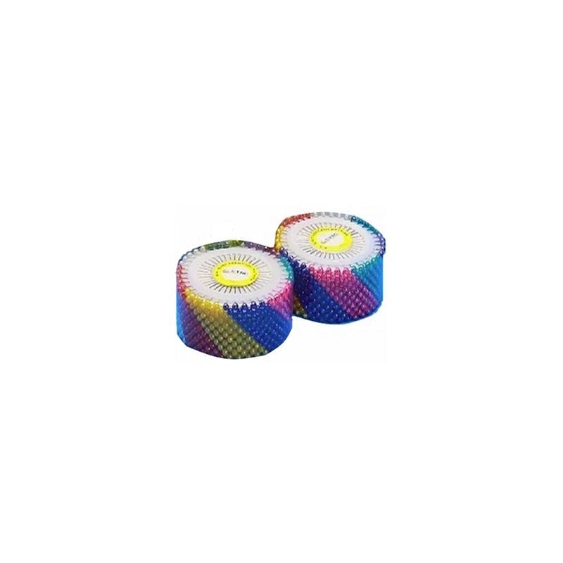 Alfinete disco nybc c/ 12 discos
