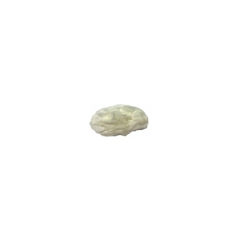 Aplic. 13 - flor voil - 6 cm  c/ 100 unds