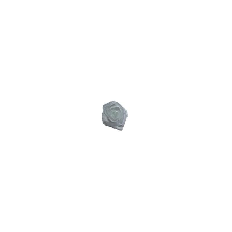 Aplic. rococo rosa 35 mm c/ 100 unds