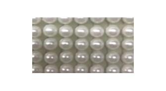 Aplicação meia perola 8 mm - folha 30 x 23 cm