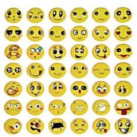Aplicação smile adesivo c/ 78 unds