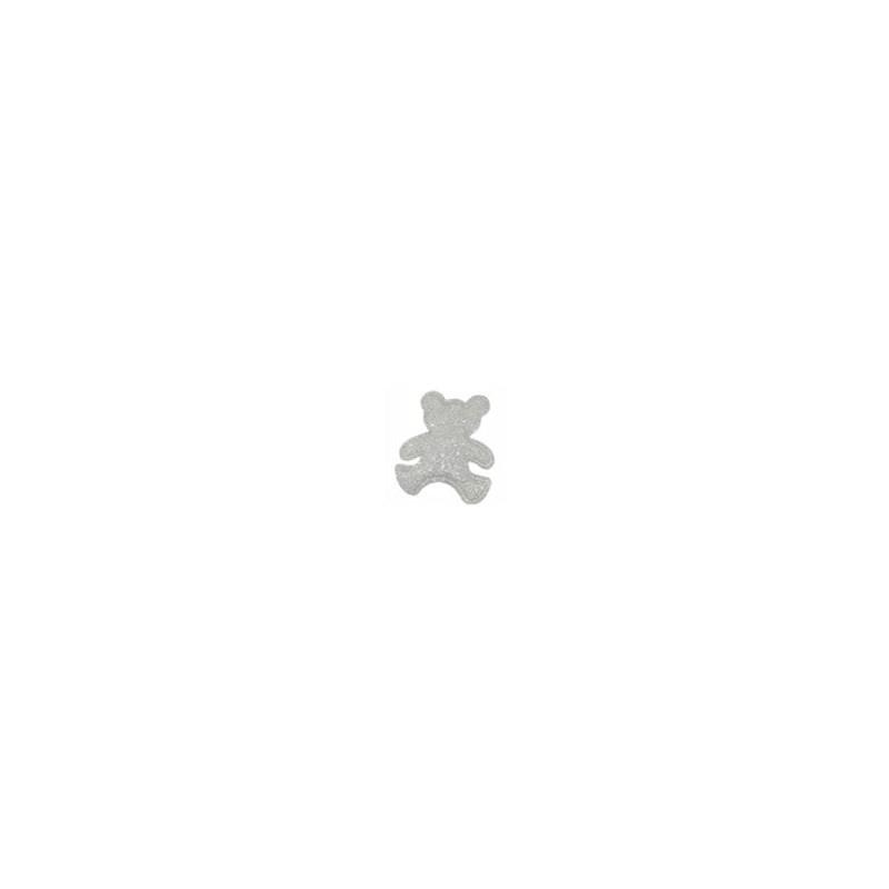 Apliq metalizado urso melaço  ref.900107 c/ 100 unds