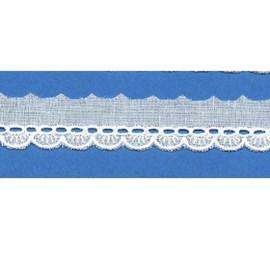 Bordado algodão ref. 850185 - 2.5 cm x 14.4 mts
