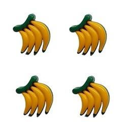 Botão ref. 6070 - banana  - aprox. 1.5 cm c/ 25 unds