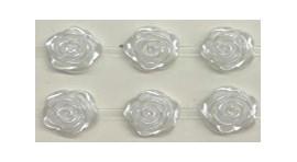 Cartela aplic. rosas n.12 c/ 72 unds