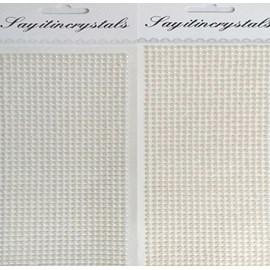 Cartela meia perola 3  mm c/ 1000  unds