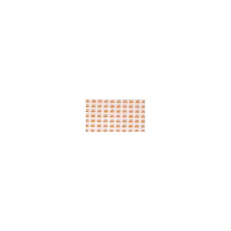 Cartela meia perola irisada 6 mm c/ 140 unds