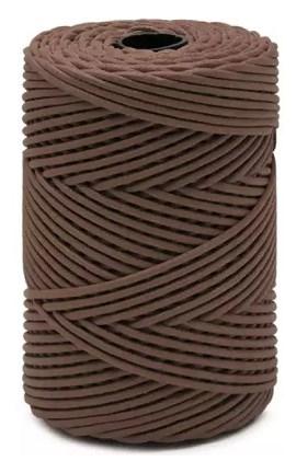 Cordao encerado danitex n.02 c/ 100 mts 9989 preto