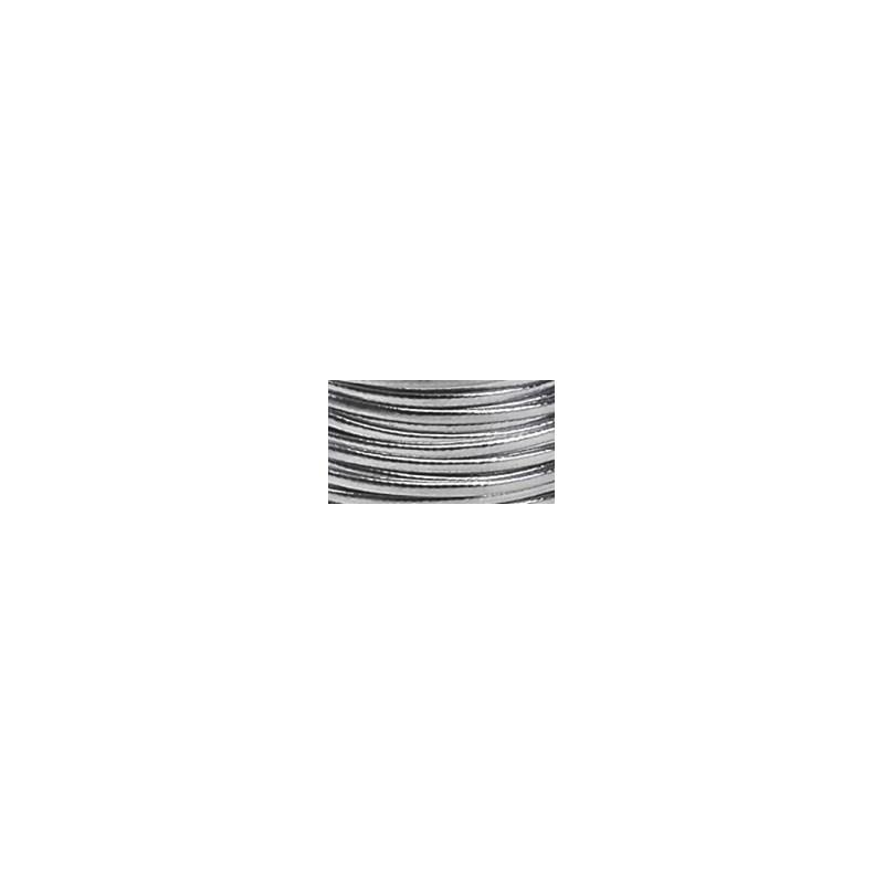 Cordão metal. tam. 2 c/ 50 mts
