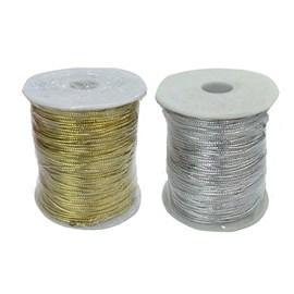 Cordao metalizado cm 202 - 1,5 mm c/ 100 mts
