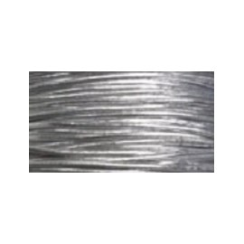 Cordao metalizado com elastico ref.301 / 535104 1,5mm x 50mts