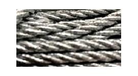 Cordão s.josé 01/10f metalizado c/ 10 mts