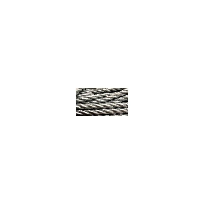 Cordão s.josé   02/15 metalizado - 6,5 mm- pc 10mts