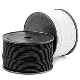 Elastico roliço 15 r - 2,8 mm  rl c/ 100 mts
