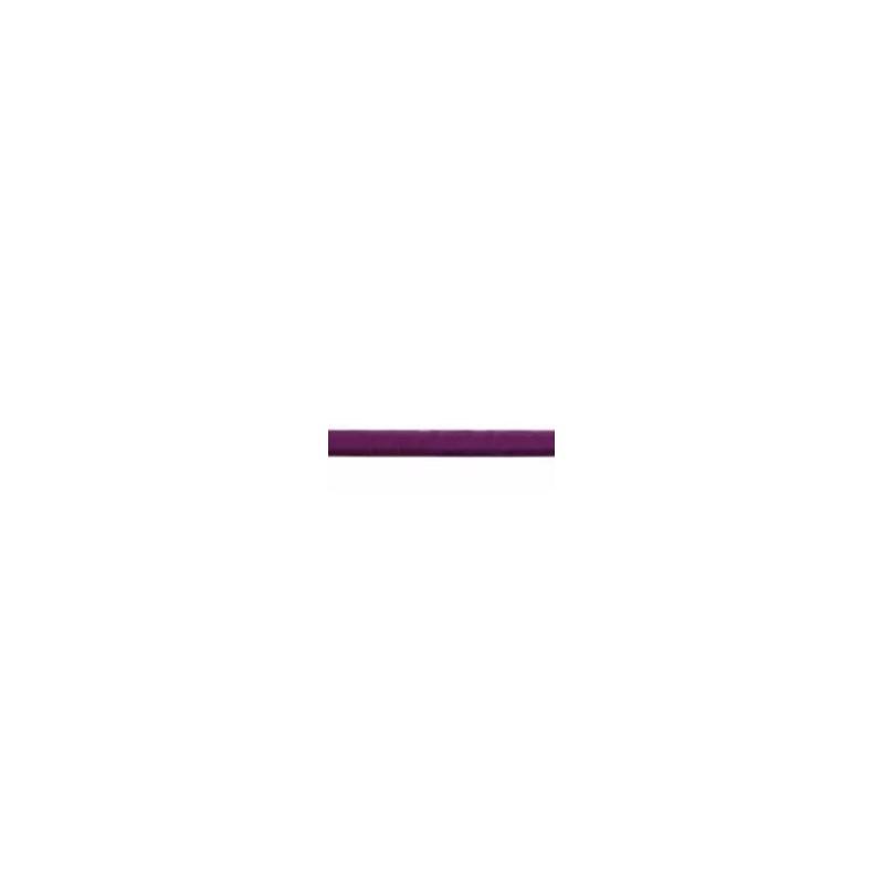 Elastico roliço 15 r bco/ cores- 2,8 mm  - pc c/ 10 mts