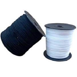 Elastico roliço codam - 2 mm - rolo c/ 100 mts