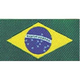 Etiqueta bordada najar brasil 22059 c/ 10 unds