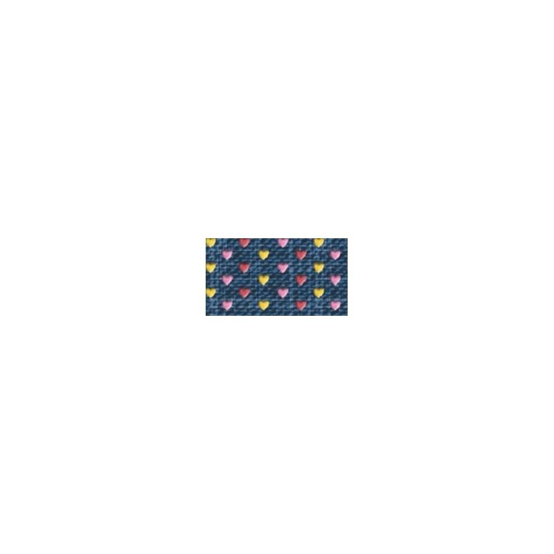 Fita alpet gorgurão c/ silk  - 40 mm c/ 10 mts - promoção