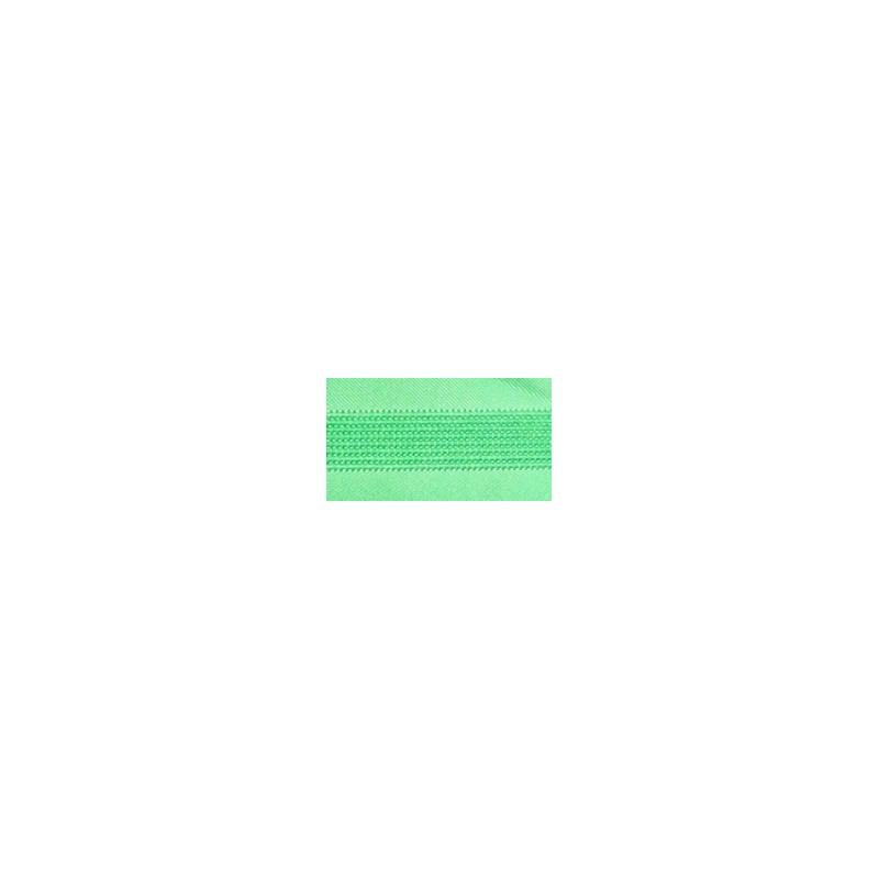 Fita cetim estampada lulitex groove  38 mm c/ 10 mts