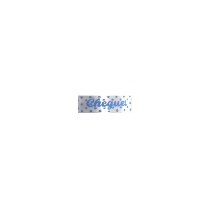 Fita cetim estampada sinimbu 1672   16 mm  c/ 10 mts