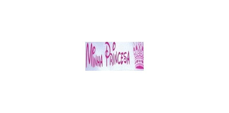 Fita de cetim minha princesa ref. 231020 - 1.5 cm c/ 10 mts