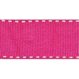 Fita de gorg. pesponto ref.151200- 2.5cm c/ 10 mts