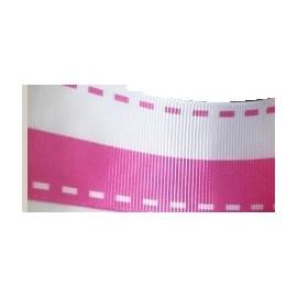 Fita de gorgurão meia cor pesponto ref. 161600 c/ 10 mts