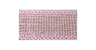 Fita de juta metalizada ref.361200 - 4,0 cm c/ 10 mts