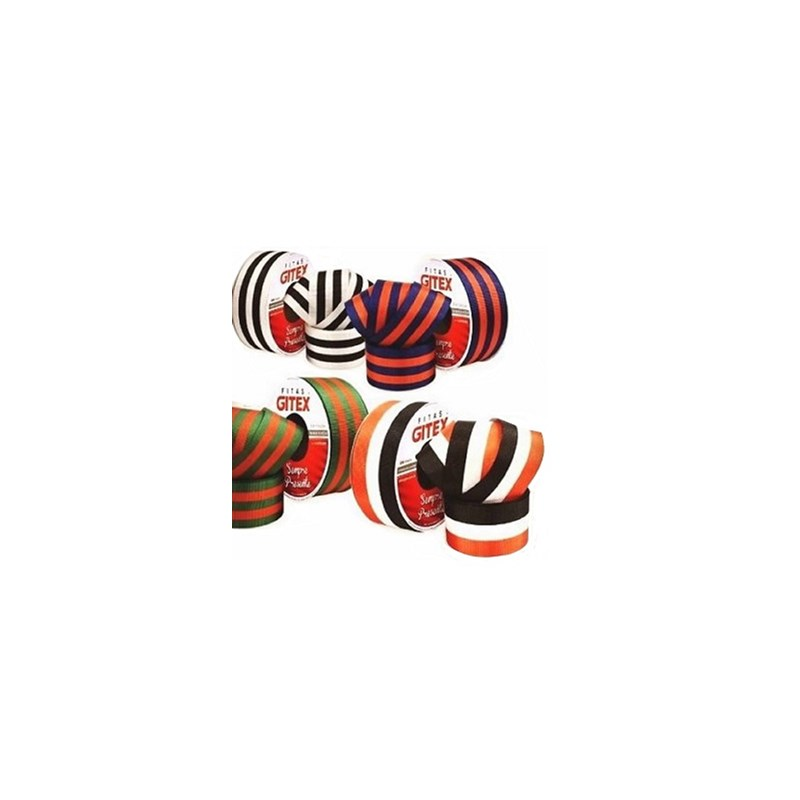 Fita decorativa 4985/9 - 38 mm  c/ 10 mts