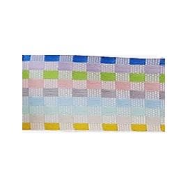 Fita decorativa xadrez  1789/38  sinimbu 38 mm c/ 10 mts