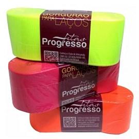 Fita gl-gorgurão p/ laços n.09 - 38 mm c/ 10 mts - cores citricas