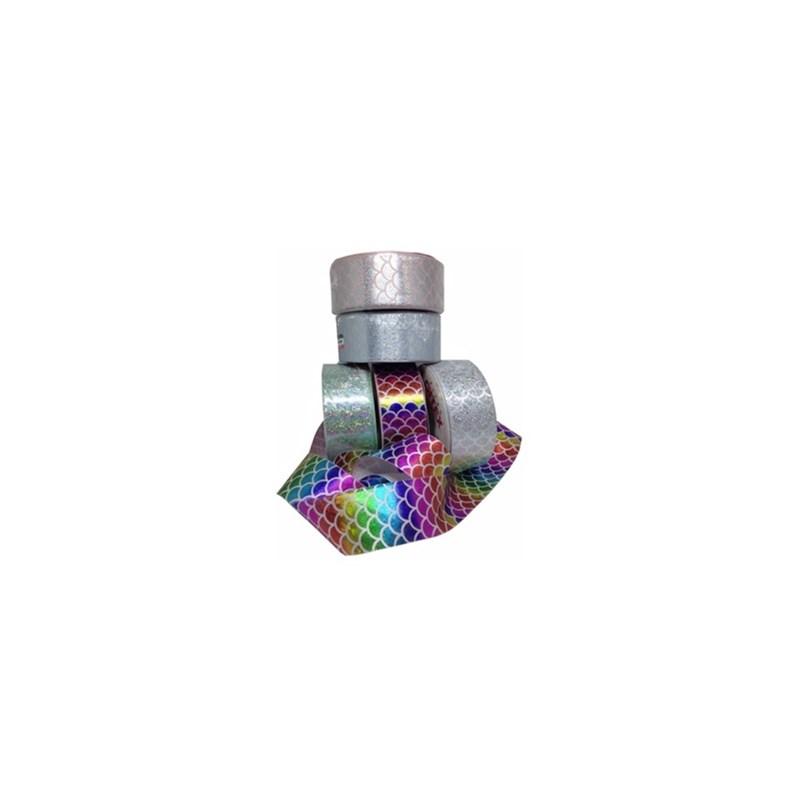 Fita gorgurão estampada gitex 1581 / 9    38 mm  c/ 10 mts