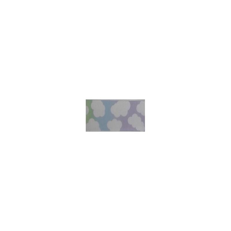 Fita gorgurão estampada gitex 4650/9    38 mm  c/ 10 mts