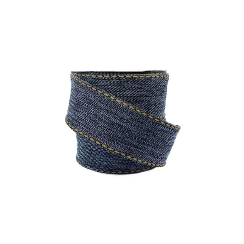 Fita jeans sinimbu ref.1785/38 - 38 mm c/ 10 mts