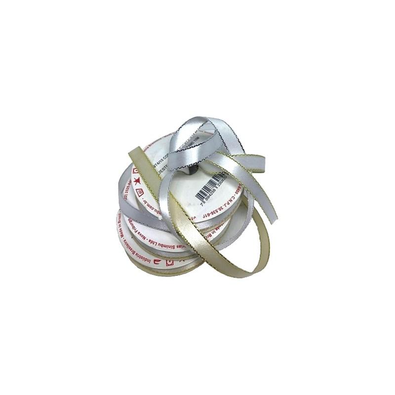 Fita metalizada sinimbu 9974/10   10 mm  c/ 10 mts