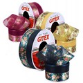 Fita voil/cetim estampada gitex 5000/9  38 mm  c/ 10 mts