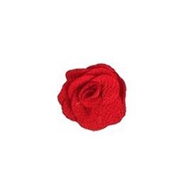 Flor de tecido - aprox. 3.5 cm c/ 6 unds