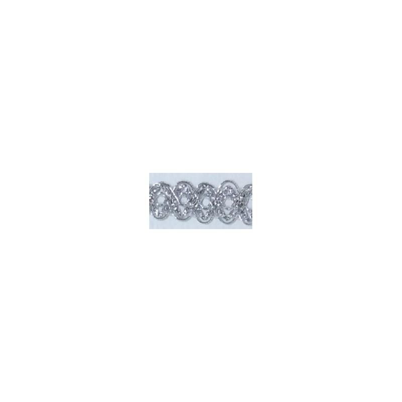 Galão metalizado ref. 1001/1002 - c/18,20 mts