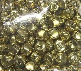 Guizo ouro 13 mm c/ 100 unds