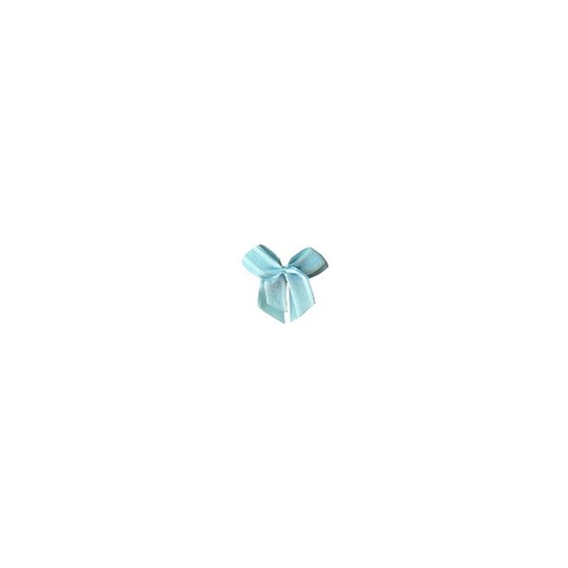 Laco cetim / voal  n.03 - aprox. 4,5 cm  c/ 10 unds