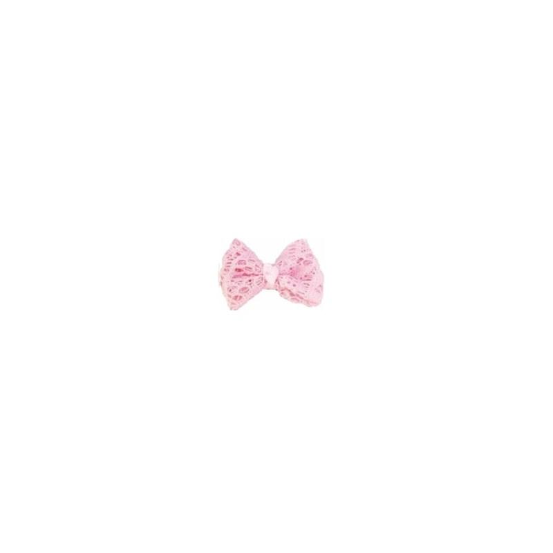 Laco de crochet ref.900112 c/ 50 unds