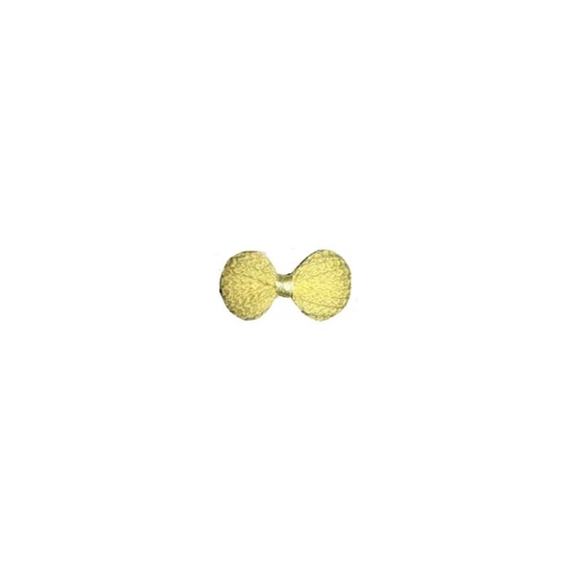 Laco de linha tipo crochet ref.900101 c/ 100 unds