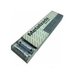 Linha metalizada cx c/ 10 tubos de 100 m cada