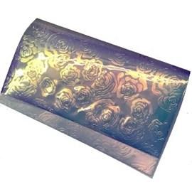 Lonita cristal rosas - 25 x 35 cm