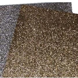 Lonita glitter media - 25 x 35 cm