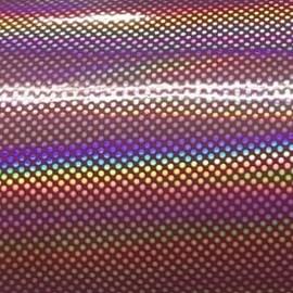 Lonita pvc colorida holografica - 25 x 35 cm
